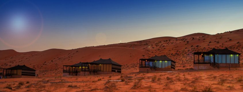 1000 Nights Camp, Oman
