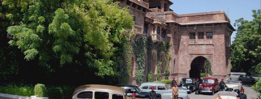 Ajit Bhawan Palace, Jodhpur