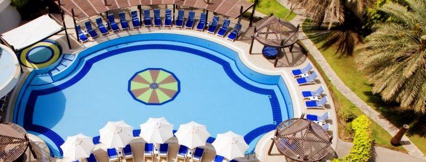 Raddisson Blu Hotel, Mascate
