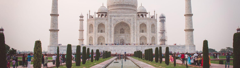 Taj Mahal par Aatur Harsh