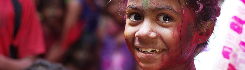 Enfant en Inde par Himanshu Singh Gurjar